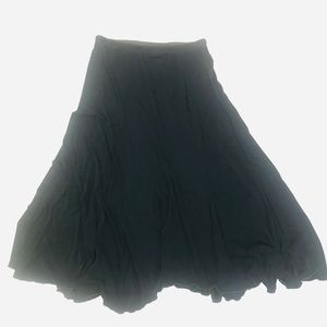 Chico's Travelers Pull on skirt size 2 (L or 12)